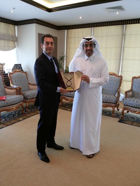 Rencontre avec homme du qatar