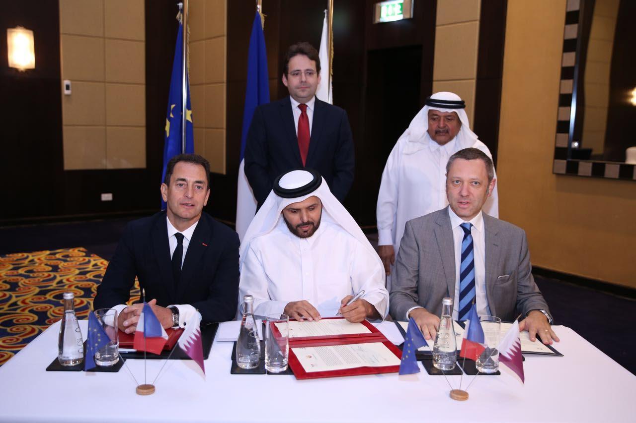 A l 39 occasion de la visite du ministre du commerce for Conseiller du commerce exterieur de la france